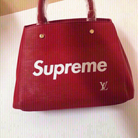 Supreme-handbag-Louis Vuitton