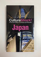 Used Book: Cultural Shock - Japan in Dubai, UAE