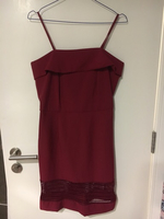 Used Sexy dress with bow on the back  in Dubai, UAE