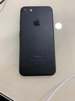 Used iPhone 7 256 GB Matte Black Mint Condion in Dubai, UAE
