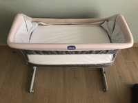 Used Chicco travel cot Next2me in Dubai, UAE