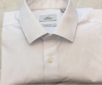 Used white shirt size M Next  in Dubai, UAE