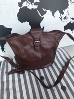 Used leather bag in Dubai, UAE