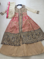 Used Indian dress - Lacha  in Dubai, UAE