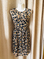Used Chiffon floral dress size 36 in Dubai, UAE
