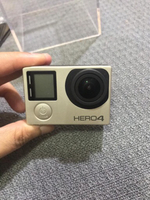 Used GoPro Hero 4 (brand new condition) in Dubai, UAE