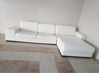 Used Leather Sofa in Dubai, UAE