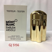 Used MONTBLANC MENS TESTER PERFUME  in Dubai, UAE