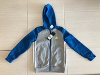 Adidas jacket  for a boy size 7-8 years