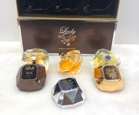 Used Paco rabanne lady million set in Dubai, UAE