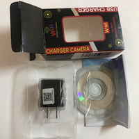 HD -WIFI USB Charger camera