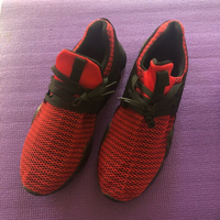 Used Red Sneakers/46 in Dubai, UAE