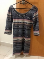 Used Short dress with 3/4 sleeves in Dubai, UAE