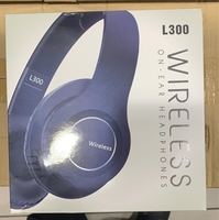Wireless headphone with stereo soundL300