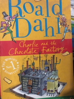 Used Charlie and the chocolate factory book in Dubai, UAE