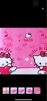 Used Hello Kitty Fleece Blanket in Dubai, UAE