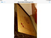 Used Carom board  in Dubai, UAE