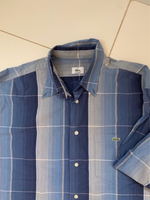 Used Lacoste men shirt L/XL in Dubai, UAE