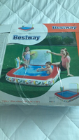 Used Kids pool with drawing board.  in Dubai, UAE