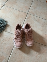 Used Zara, pink sneakers  in Dubai, UAE