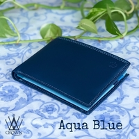 Used Branded wallets - Blue Gents wallet in Dubai, UAE
