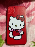 Used Hello Kitty Iphone 11 case in Dubai, UAE