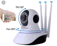 Used Plug & Play Smart Indoor IP Wifi Camera in Dubai, UAE