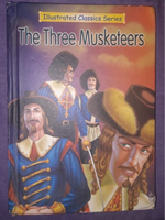 Used The Three Musketeers Storybook in Dubai, UAE