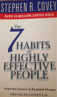 Used Book by Stephen R.Covey in Dubai, UAE