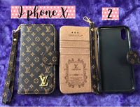 Used LV Flip Cover Iphone X in Dubai, UAE