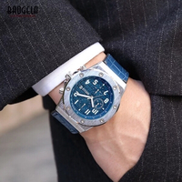 Used Men's Chronograph Quartz Watches blue in Dubai, UAE
