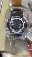 Used G Sports Watch Black Color Sweat proof  in Dubai, UAE