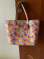 Used Coach tote floral bag in Dubai, UAE