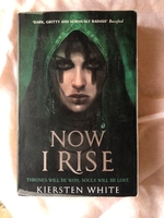 Used Now I Rise by Kiersten White in Dubai, UAE