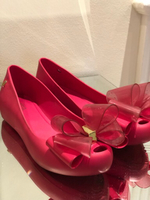 Used Authentic Melissa shoes for women  in Dubai, UAE