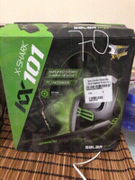 Used Gaming headphone x shark KX101 for sale  in Dubai, UAE