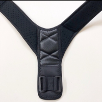 Used 2 pcs of Posture Corrector / Black  in Dubai, UAE