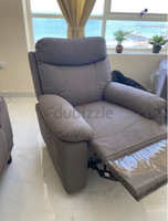 Used Recliner from home center still new in Dubai, UAE