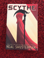 Used Scythe by Neal Shusterman in Dubai, UAE