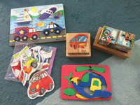 Used Puzzles and educational sets for boys in Dubai, UAE