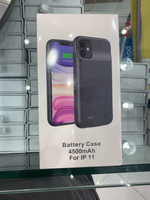 Used Iphone 11 battery case  in Dubai, UAE