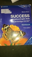 Used SUCCESS GAMBRIDGE IGCSE ENGLISH BOOKS in Dubai, UAE