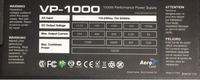 Used PC Power Supply (1000 Watts) in Dubai, UAE