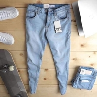 Used ZARA Denim  in Dubai, UAE