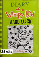 Used Diary of a wimpy kid: hard luck in Dubai, UAE