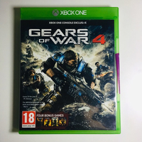 Used Gears of War 4 Xbox One Game in Dubai, UAE