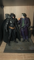 Used Batman and Joker figures in Dubai, UAE