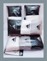 Used Adidas Brand Socks 4packs(3pairs in one) in Dubai, UAE