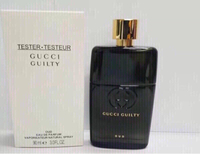 Used Gucci Guilty Oud EDP, 100 ml, tester in Dubai, UAE