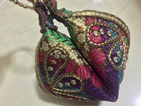 Used Party/ wedding traditional purse in Dubai, UAE